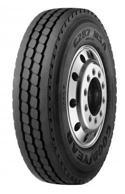 G287 MSA Tires